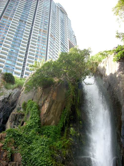 waterfall bay hk
