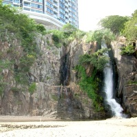 Waterfall Bay, Wah Fu: Don't go chasing waterfalls (well do… but that's not a TLC song)