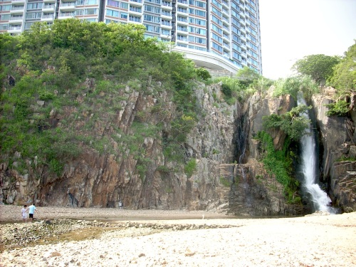 waterfall bay hong kong
