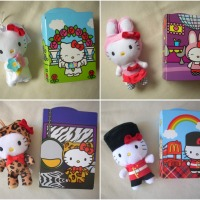McDonalds Hello Kitty Cosplay toys: Here kitty, kitty...