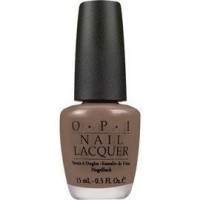 Going Over The Taupe at Cher2: OPI nail polish review