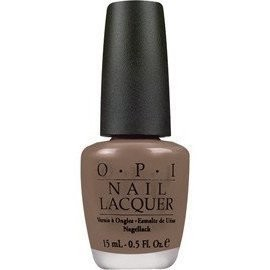 Going Over The Taupe At Cher2 Opi Nail Polish Review Through The Looking Glass