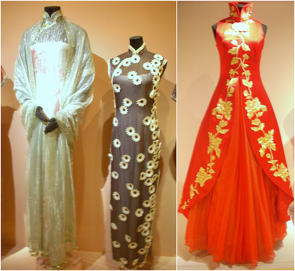 History Of Qipao Through The Looking Glass