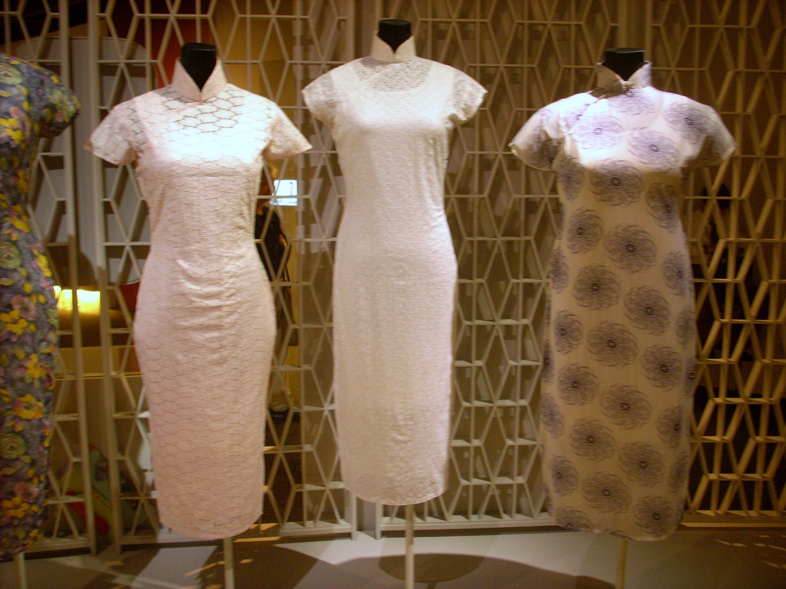f9d9b51f1 The Evergreen Classic: Transformation of the Qipao @ HK Museum of ...