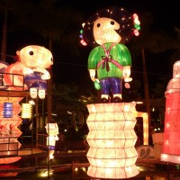 Mid-Autumn Festival Hong Kong 2010, The Rhapsody of Hong Kong Memories: Lights, camera, lanterns!