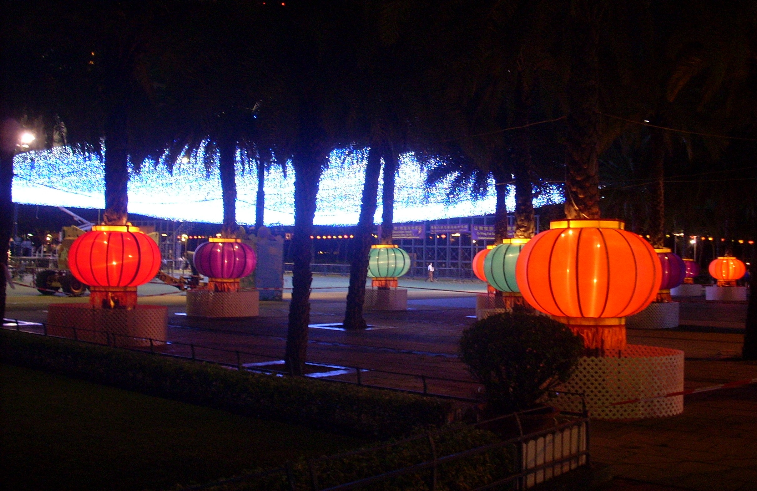 Mid Autumn Festival Hong Kong It S A Marvellous Night For
