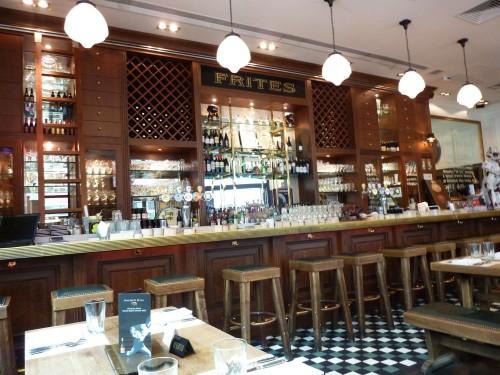 Mrs Jones Restaurant Bar Lounge Devonport Tas