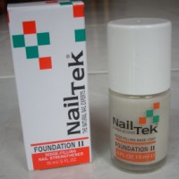Make-Up Miracles: Nail Tek Foundation II base coat review