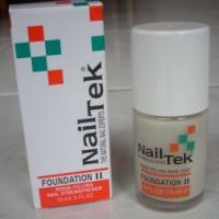 Make-Up Miracles: Nail Tek Foundation II base coat review