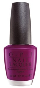 OPI Pamplona Purple nail polish review