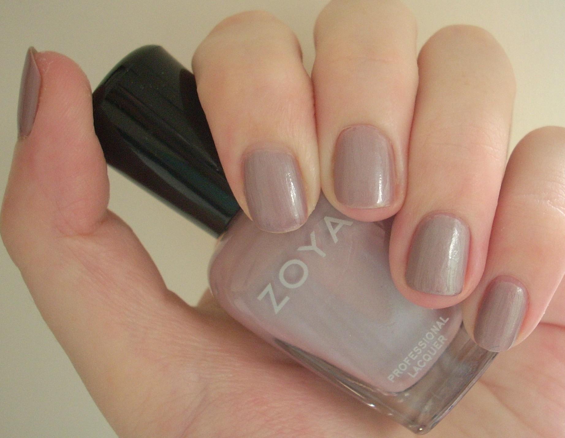 Light Pink Natural Nail Polish - Creative Touch