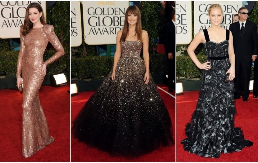 golden globes red carpet 2011 dresses. Red Carpet Rundown: Golden