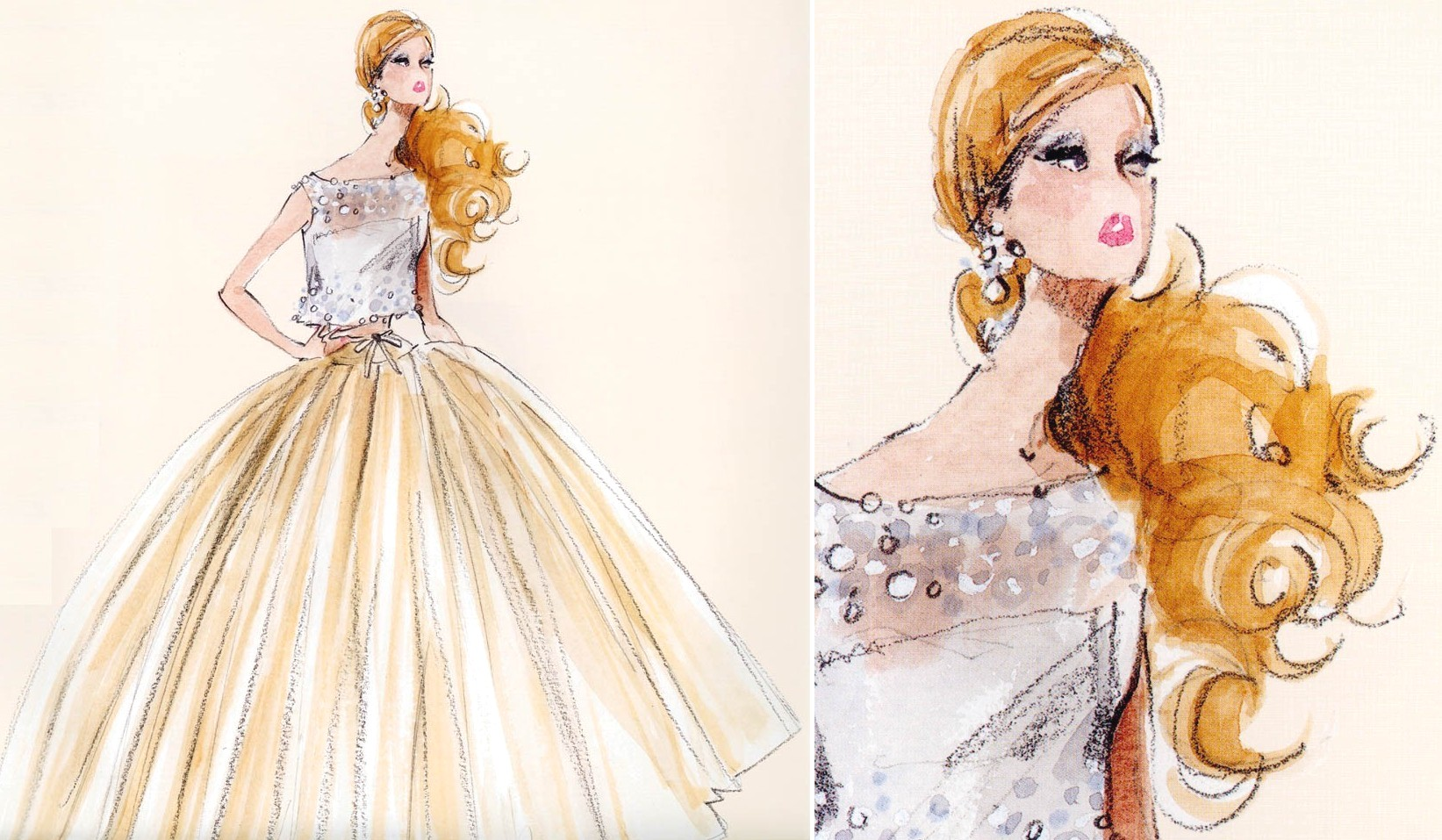 Barbie Fashion Designer Games