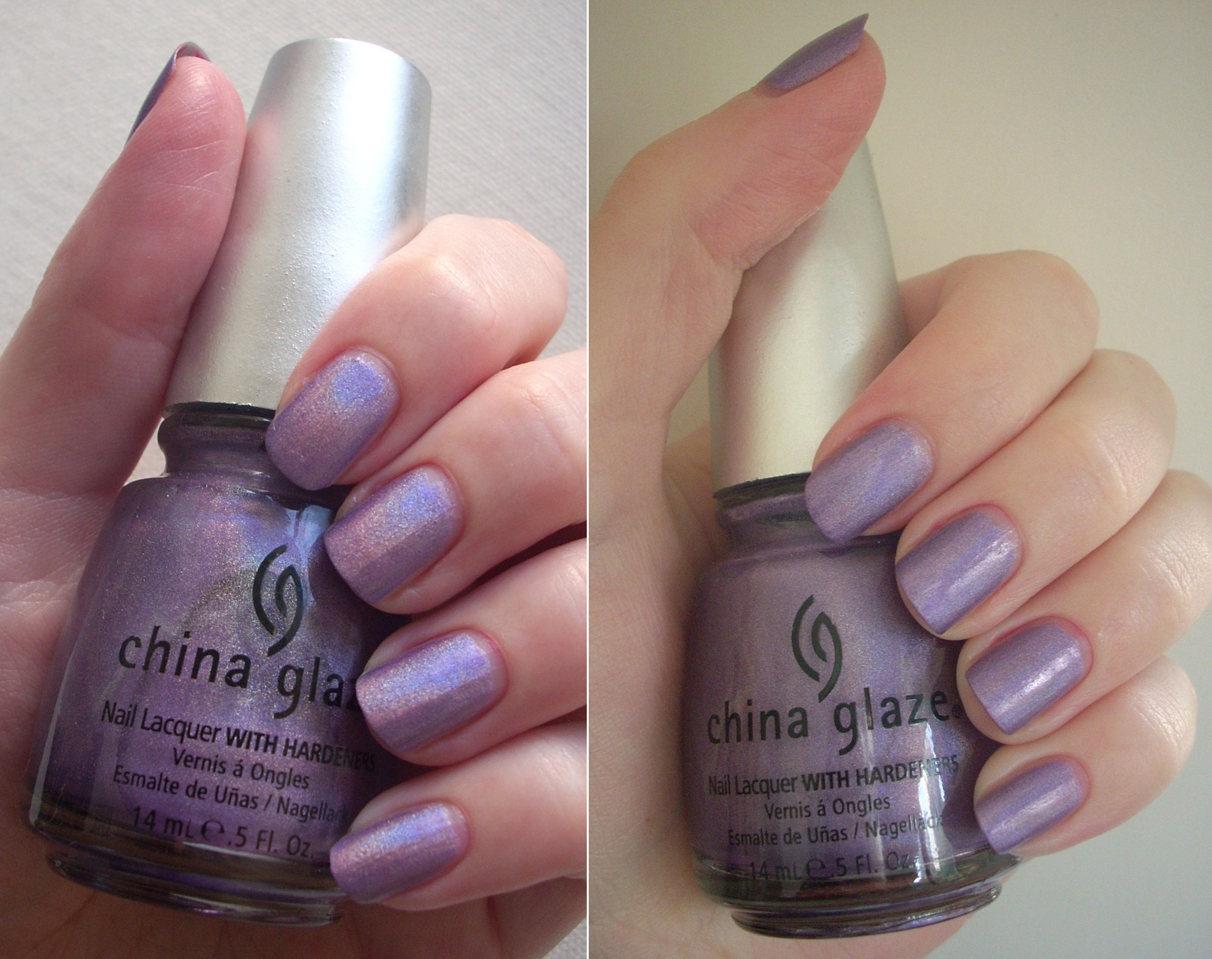 China Glaze Idk Nail Polish Review Through The Looking Glass