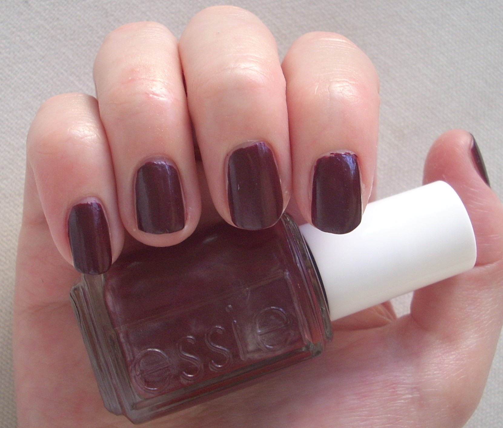 Essie Rock Star Skinny nail polish review | Through The Looking Glass