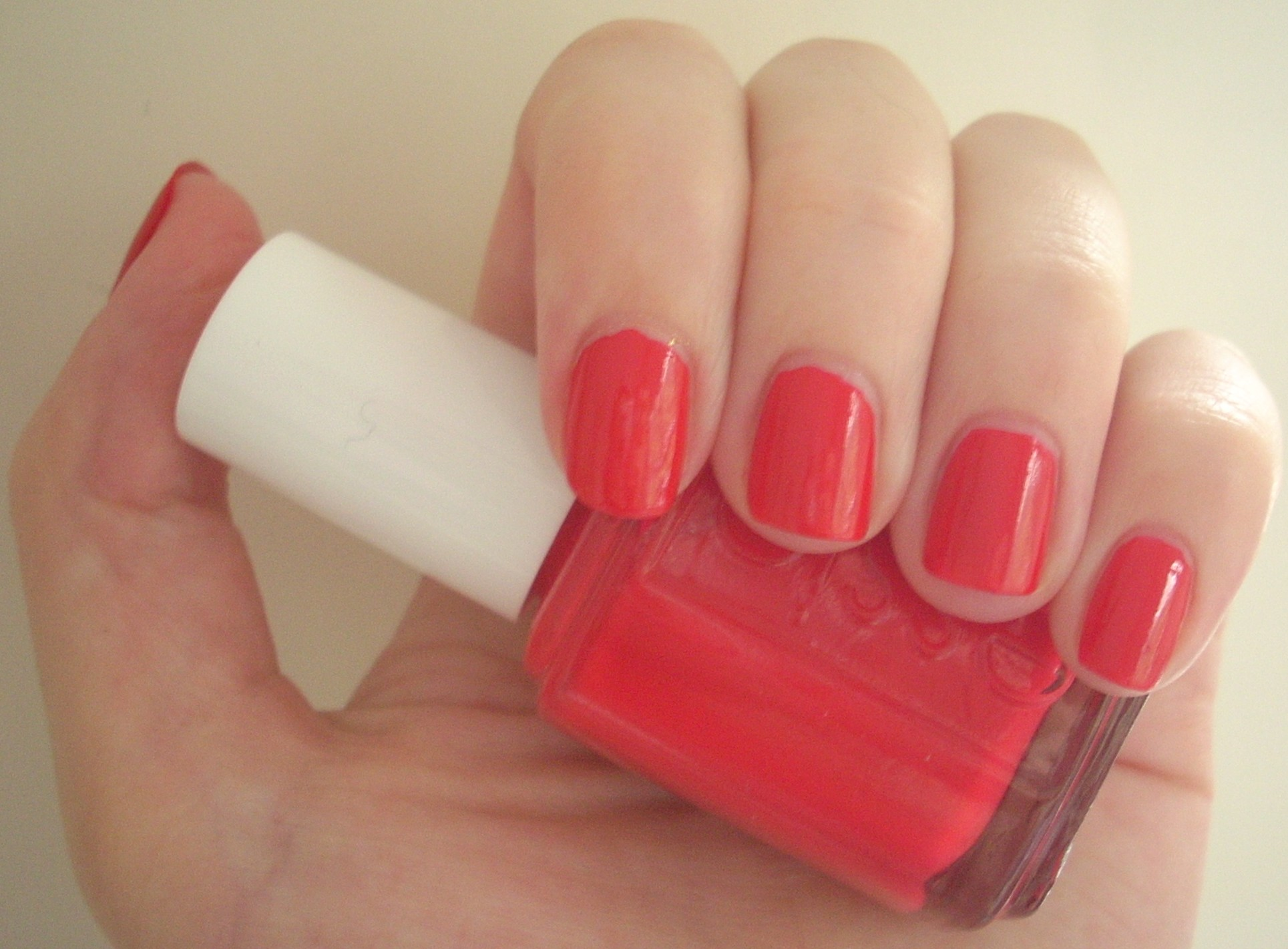 best red nail polishes | Through The Looking Glass