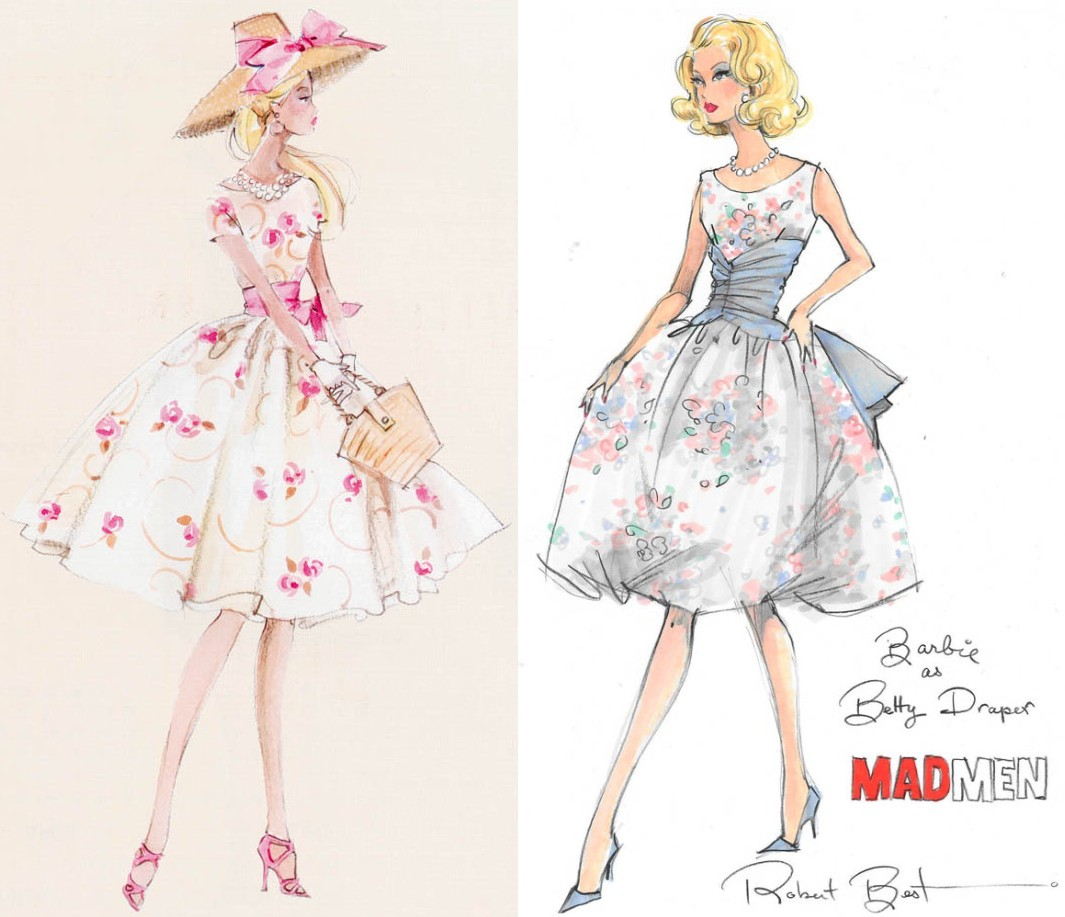 Barbie Dress Designer Kit