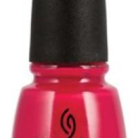 China Glaze Heli-Yum nail polish