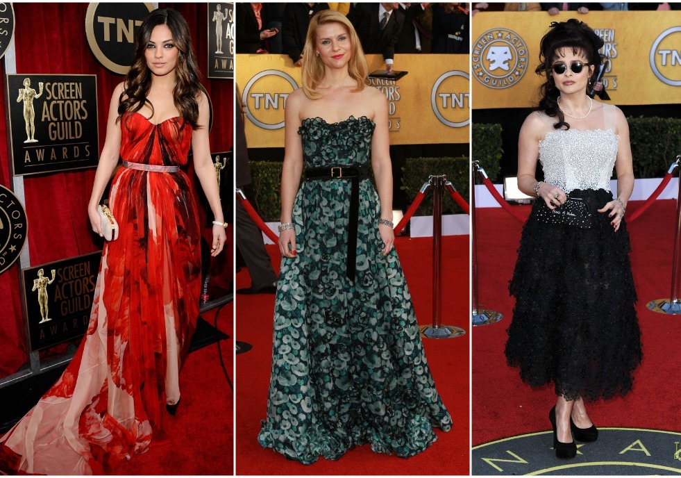 Watch Red Carpet Rundown: The Best and Worst Looks From the 2012 American MusicAwards video
