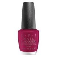 OPI Miami Beet nail polish review