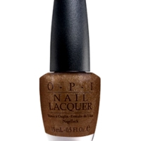 OPI Suede You Don't Know Jacques nail polish review
