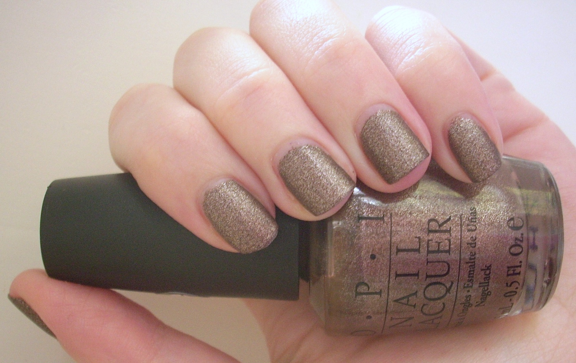 OPI Suede You Don\'t Know Jacques nail polish review | Through The ...