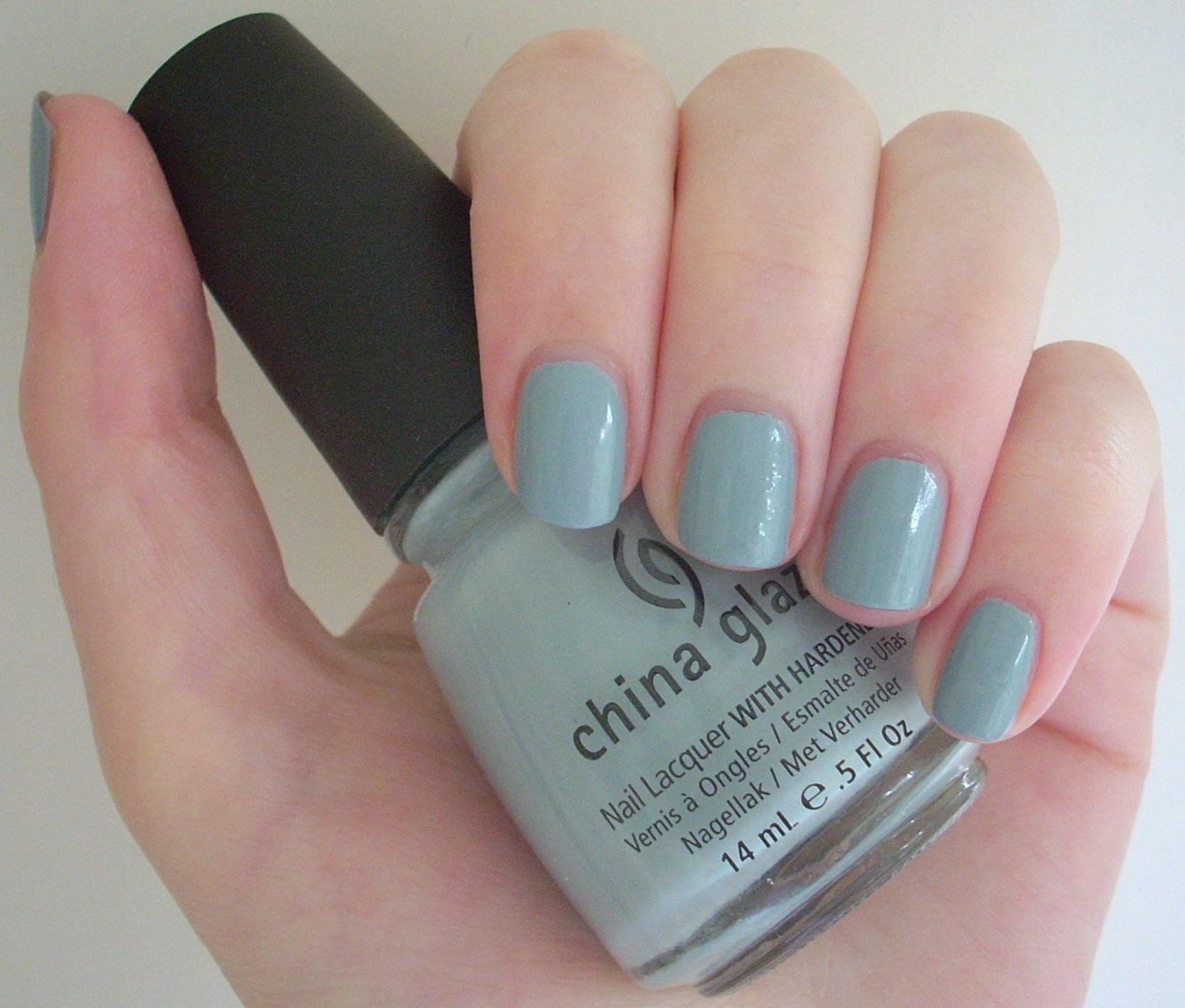 Spray on nail polish china glaze nail spray reviews - China Glaze Sea Spray Over A Week Without A Nail Polish