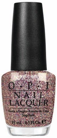Opi Sparkle Licious Nail Polish Review Through The Looking Glass