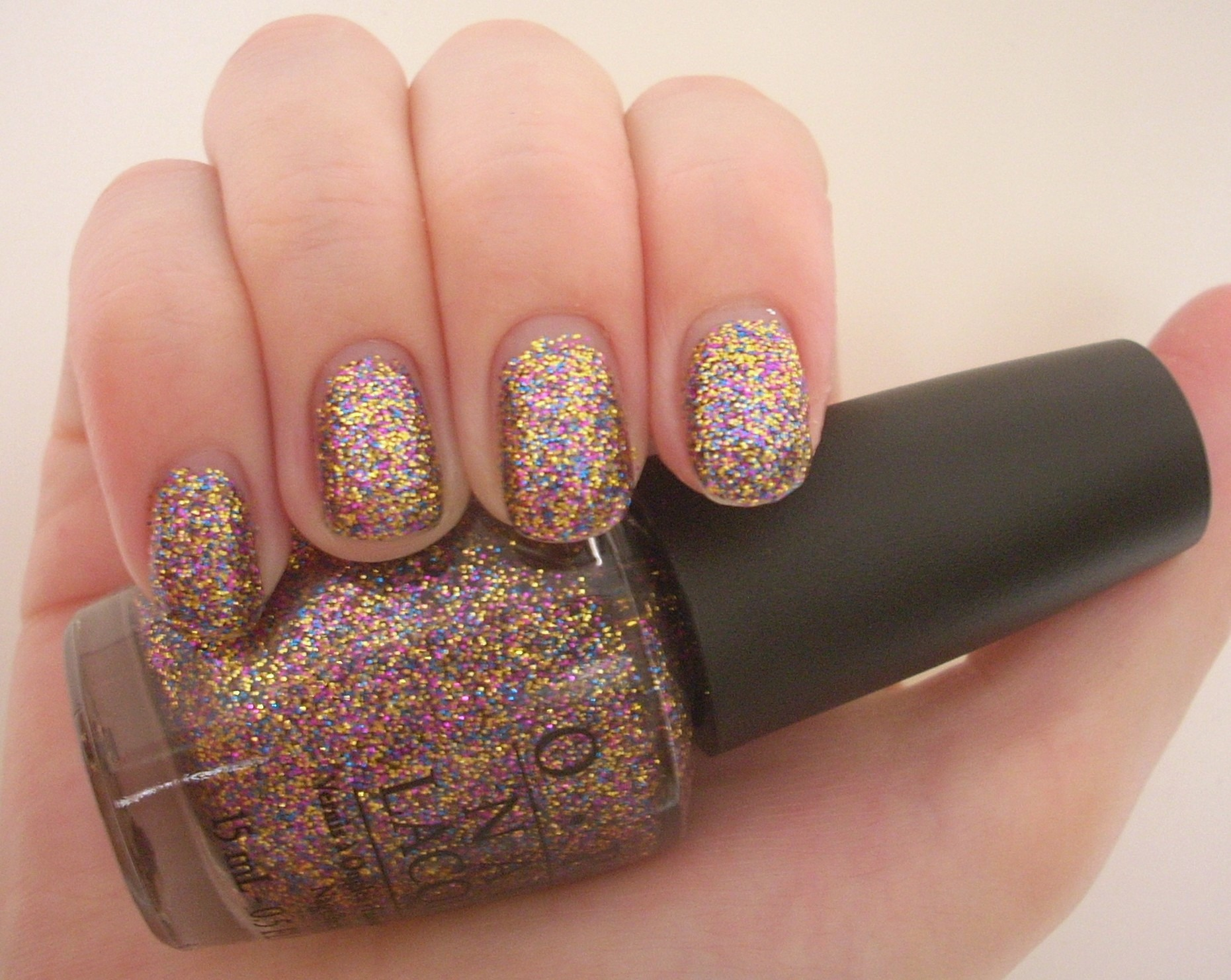 OPI Sparkle-licious nail polish review | Through The ...