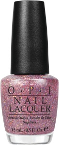 OPI Teenage Dream nail polish review