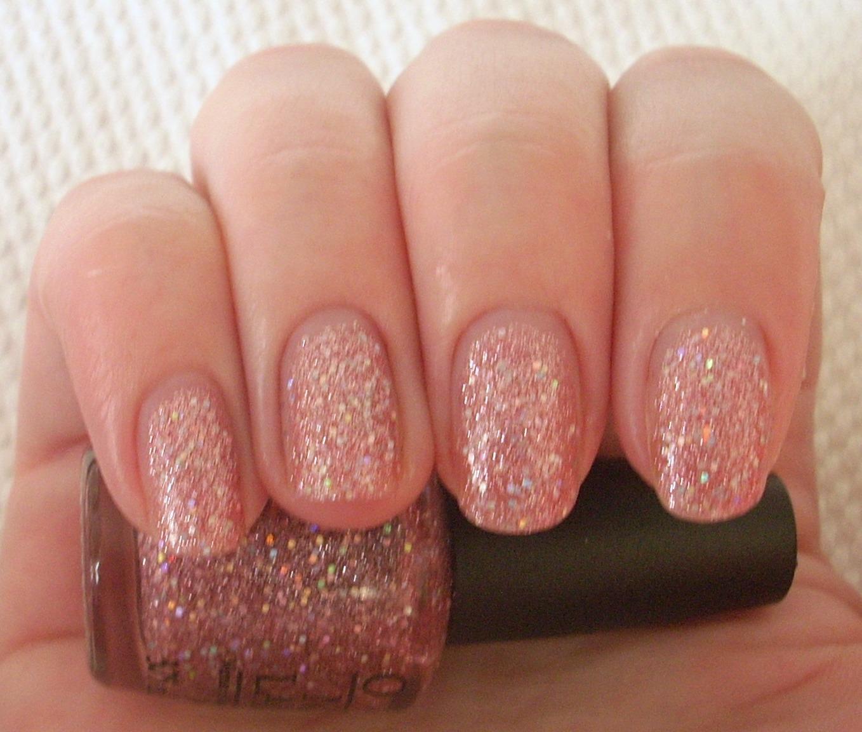 OPI Teenage Dream nail polish review