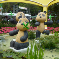 Hong Kong Flower Show 2011: It's all coming up roses (and tulips... and orchids...)