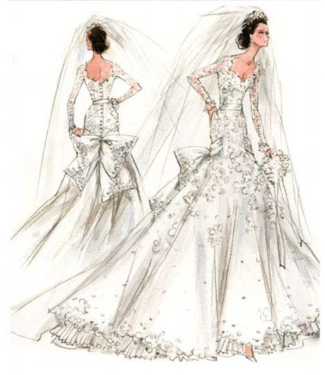 Designer Lace Dress Sale
