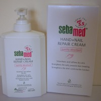 Make-Up Miracles: Sebamed Hand & Nail Repair Cream review