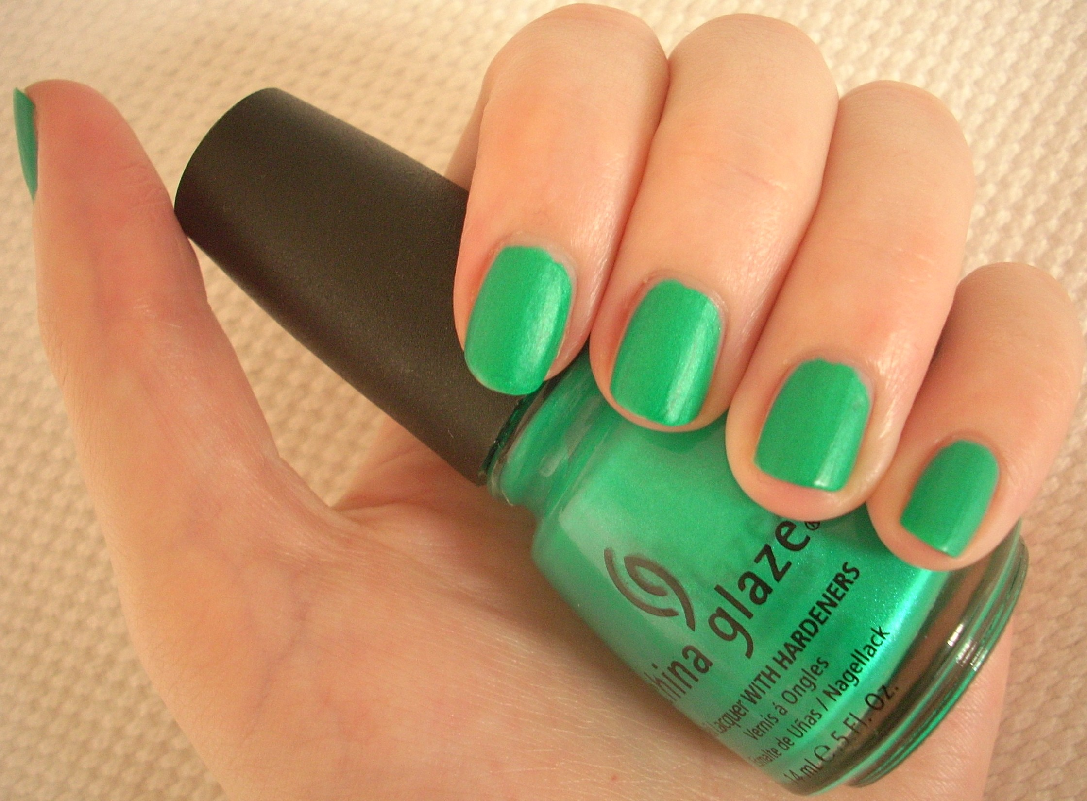 China glaze turned up turquoise nail polish review through the looks nvjuhfo Gallery