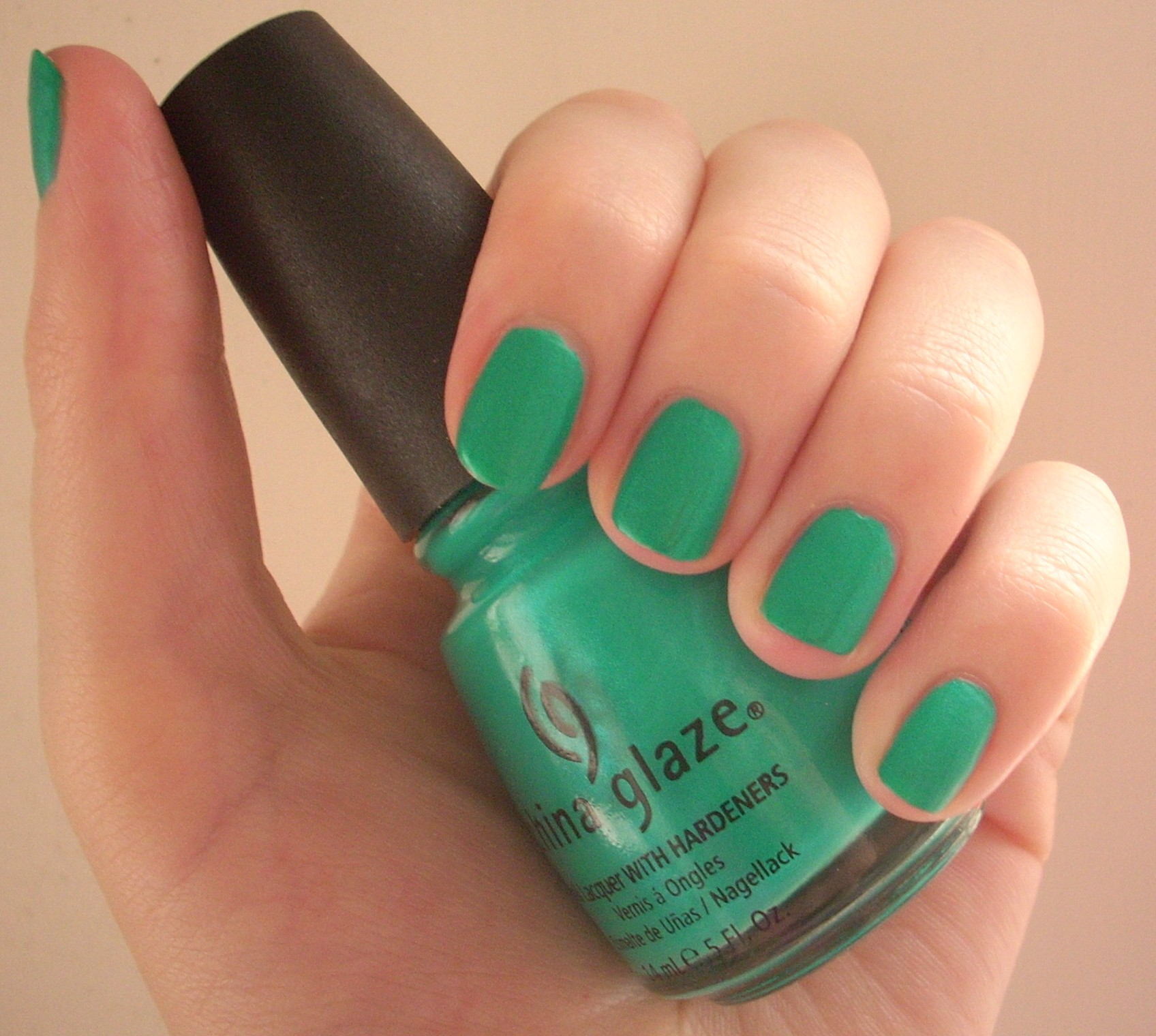 China glaze turned up turquoise nail polish review through the like nvjuhfo Gallery