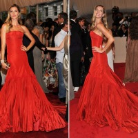 Red Carpet Rundown: Met Gala 2011, All Hail McQueen!