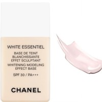 Chanel White Essentiel Whitening Modeling Effect Base in Rosée review