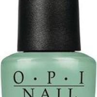 OPI Mermaid's Tears nail polish review