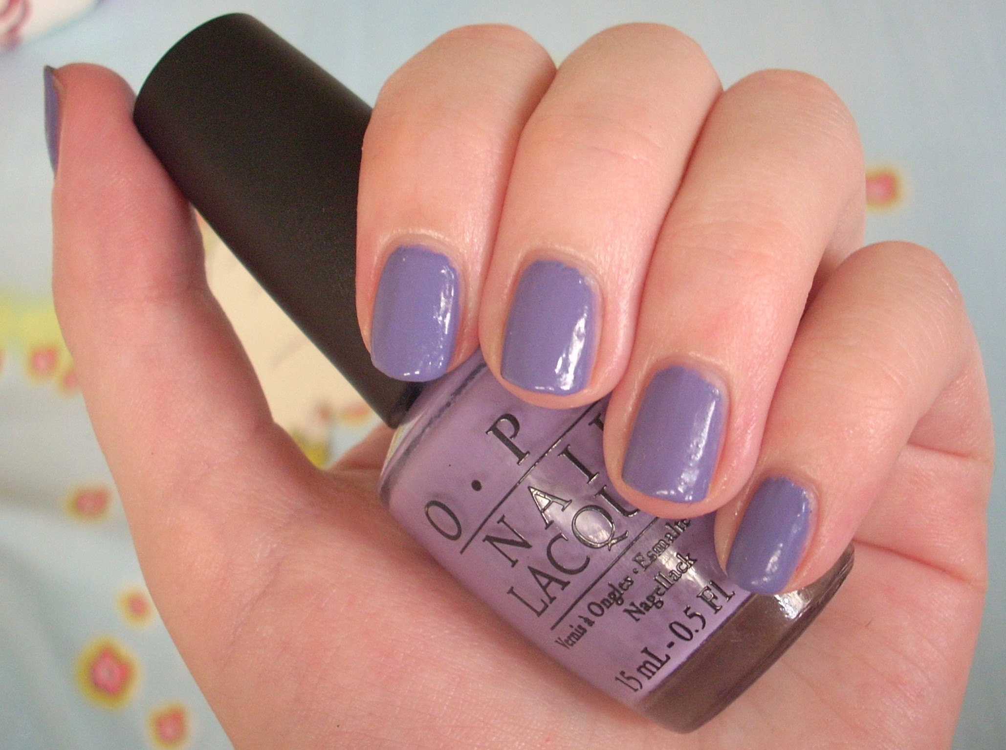 OPI Planks-A-Lot nail polish review | Through The Looking Glass