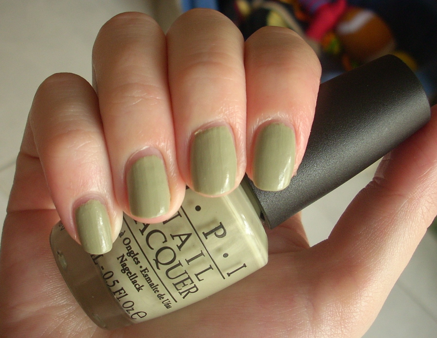 OPI Stranger Tides nail polish review | Through The Looking Glass