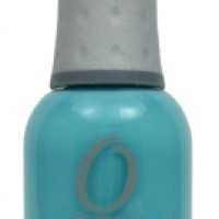 Orly Frisky nail polish review