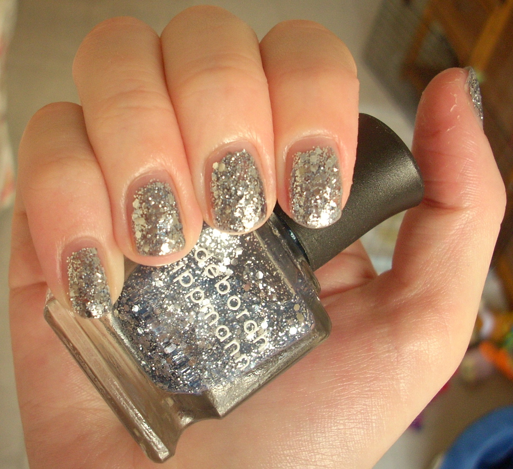 Deborah Lippmann Today Was A Fairytale nail polish review | Through ...