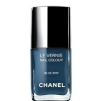 Chanel Blue Boy nail polish review