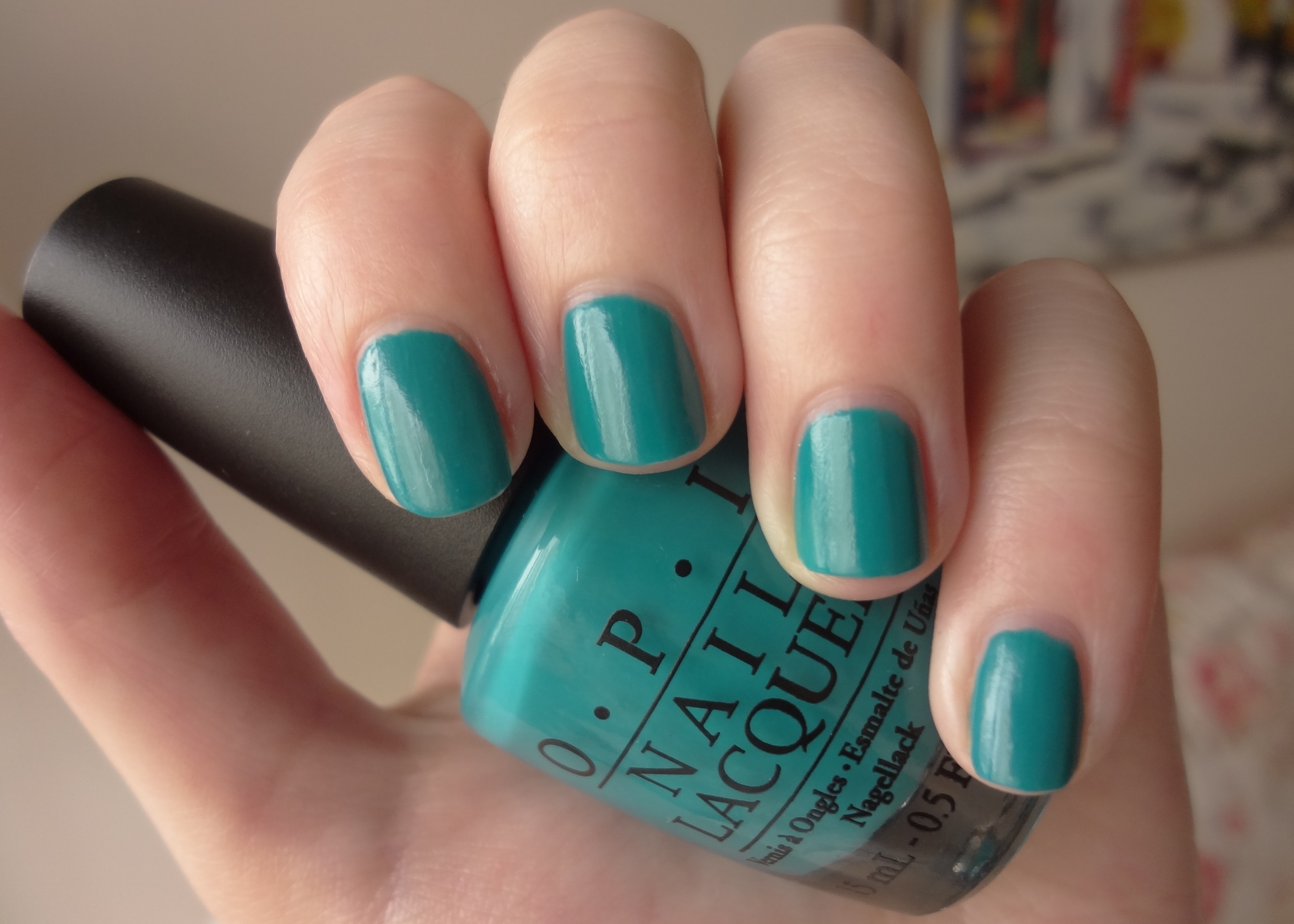 teal | Through The Looking Glass