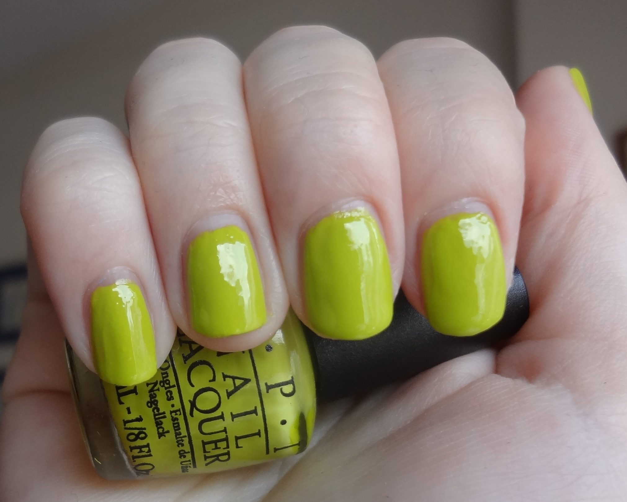 OPI Did It On \'Em nail polish review | Through The Looking Glass