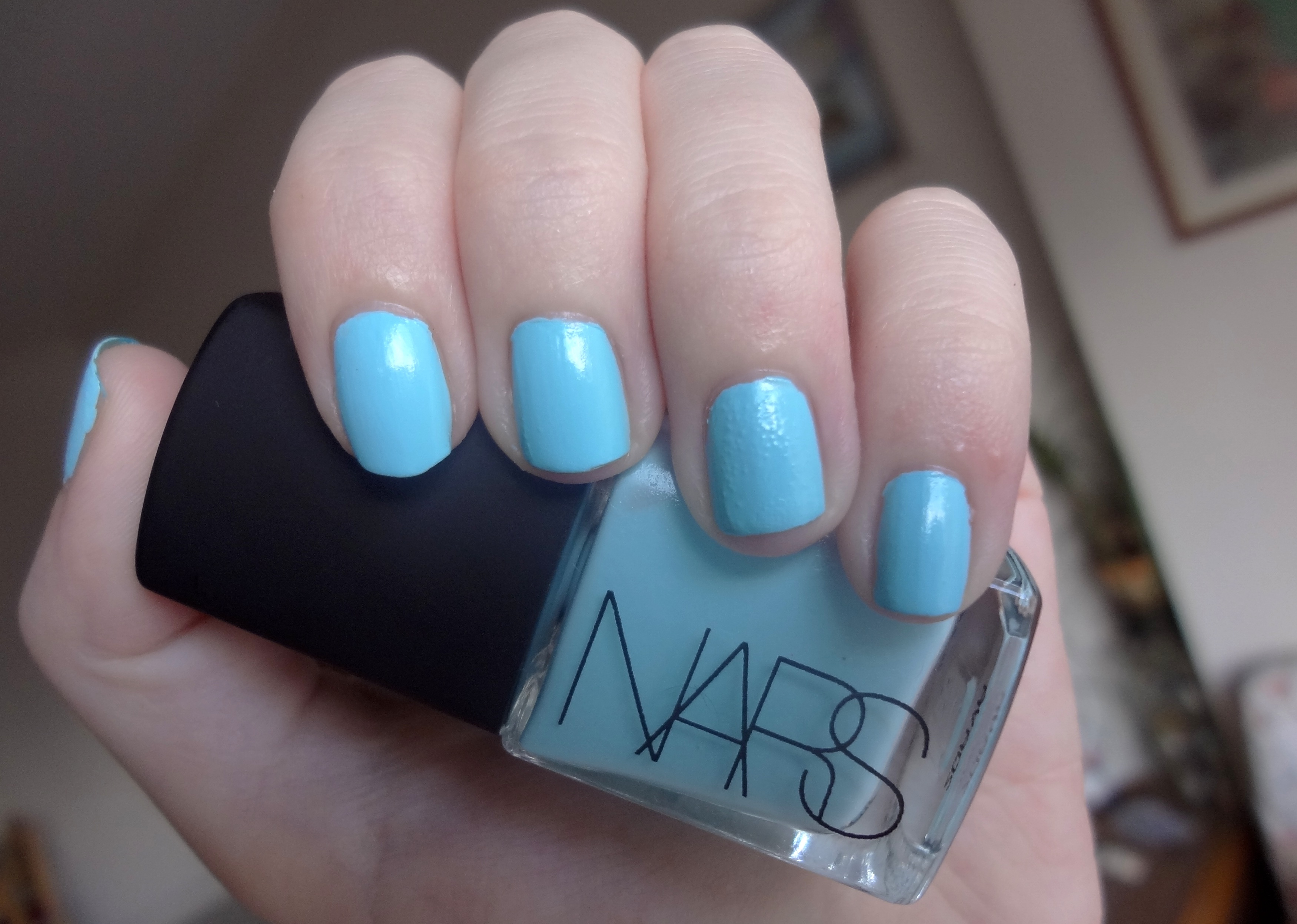NARS Kutki nail polish review | Through The Looking Glass