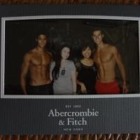 Abercrombie & Fitch hits Hong Kong - I like girls that wear Abercrombie & Fitch...