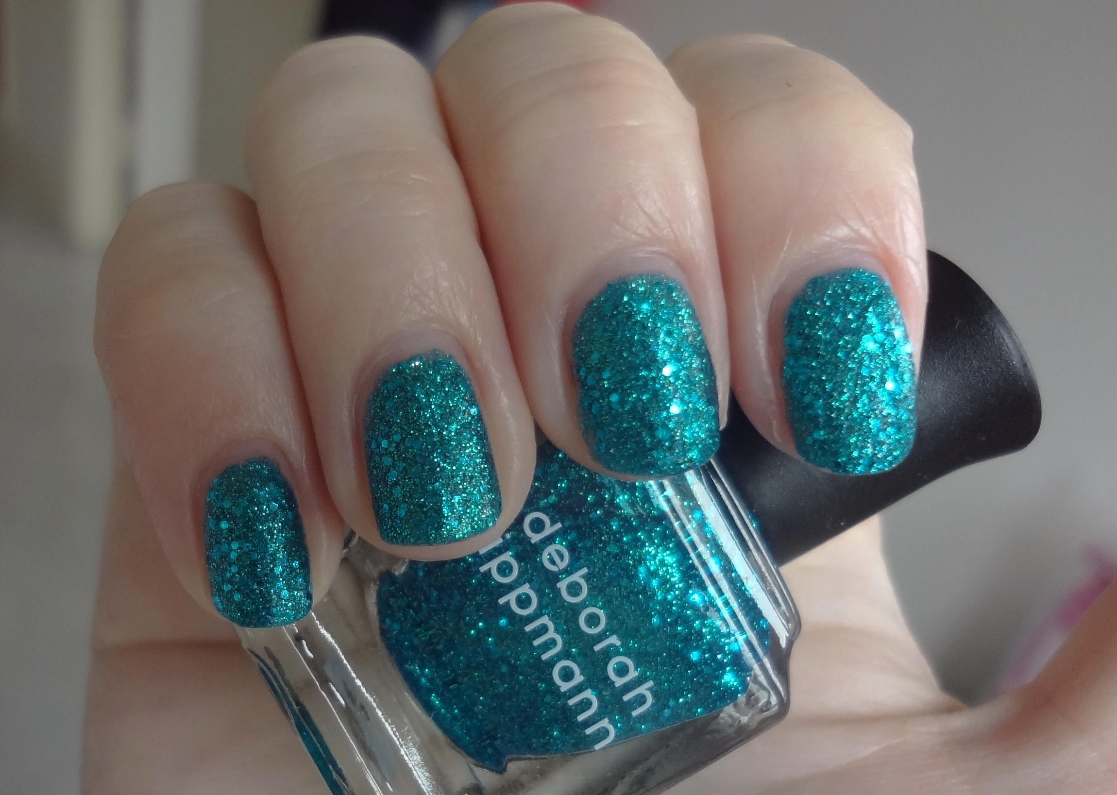 Deborah Lippmann Just Dance nail polish review | Through The Looking ...