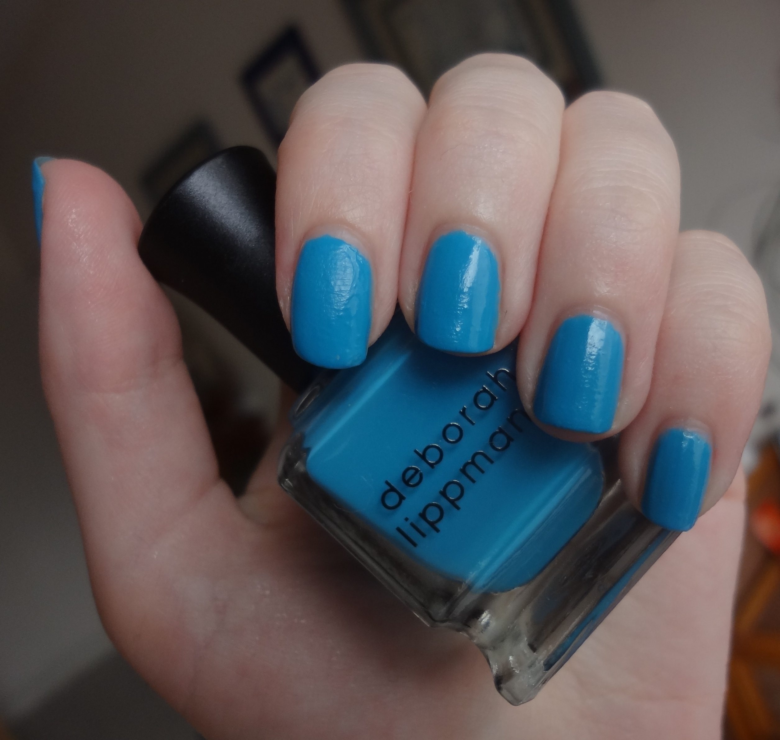 Deborah Lippmann On The Beach & NARS Koliary nail polish review – a ...